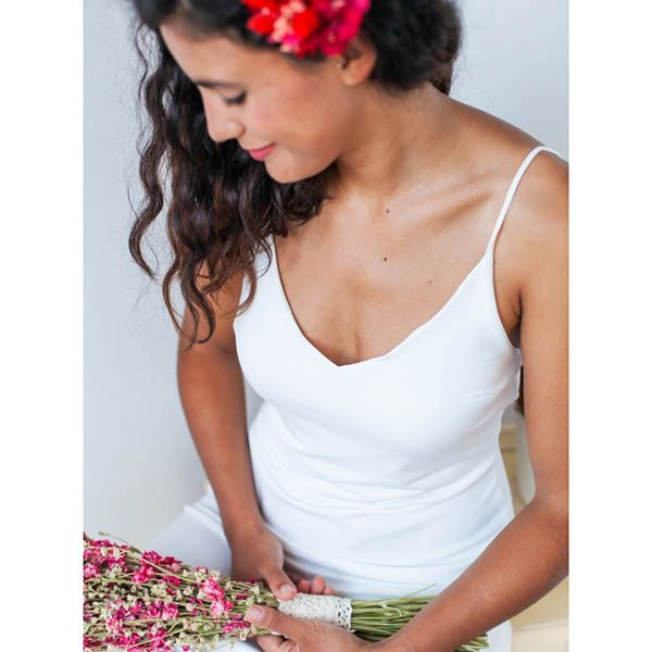 Gemma-Povo-Barcelona-wedding-dress-with-thin-straps-marie-essential-mimetikbcn